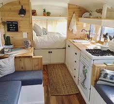 Van Interior Design Simple Phenomenal Camper Interior Idea 48 Design For Van Decoratio Co