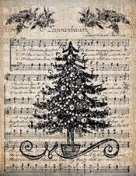 Resultado de imagen de pentagramas navidad