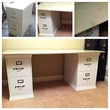 desk best 20 desk with file cabinet ideas on filing cabinet desk file cabinet