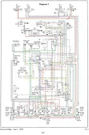 midget electrical problems and mg td wiring diagram gooddy org mg td wiring harness routing at Mg Td Wiring Sub Harness