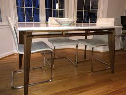 mid century modern kitchen table. Furniture Mid Century Glass Dining Table Incredible Modern Kitchen Design Image Of O