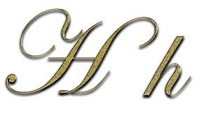 H M Ladies Size Chart Letter H Gold Free Image On Pixabay