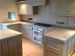 Granite Kitchen Worktops Uk Leather Finish Kashmir White Granite