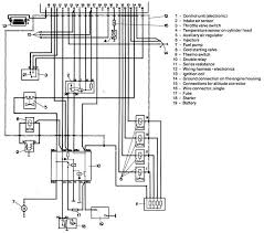 wiring diagrams type4 org bosch l jetronic fuel injection