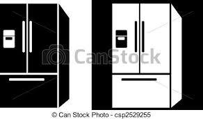冷蔵庫 アイコン