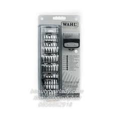 แท100 Wahl Premium ฟนรอง ปตตาเลยน หลงเหลก ตวรอง 8 เบอร Made In Usa ใชกบปตตาเลยนwahl รนปกตได