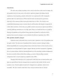 Example Of A Response Essay Sample Response Paper To An Article