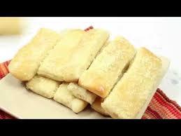 Little Caesars Crazy Bread Copycat Recipe Youtube