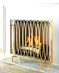 mid century modern fireplace screens mid century modern fireplace screen large size of modern outdoor firewood