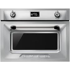 Small built in oven Convection Oven Winning Appliances Smeg 45cm Compact Electric Builtin Oven Sfa4920mcx Winning Appliances