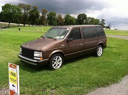 1989 Dodge Caravan SE 1/4 mile Drag Racing timeslip specs 0-60 ...