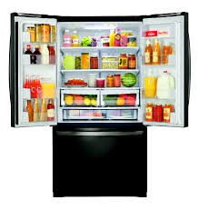 Lg Kitchen Appliance Packages Lg Lfcs25426d 254 Cuft Black Stainless Steel 3 Door French Door