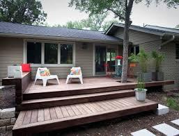 top 50 best deck steps ideas backyard