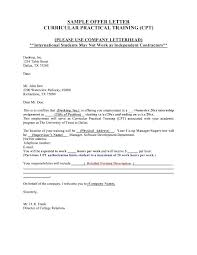 Sample Of Offer Letter For Employment Job Counter Offer Letter Antiquechairs Co