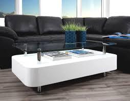 Table Basse Alinea Laque Blanc Mobilier Design D Coration D
