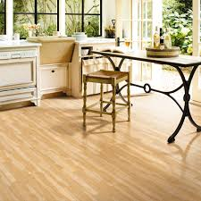 Canadian Maple Kitchen Cabinets Adura Luxury Vinyl Plank Flooring