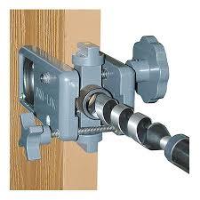 door handle jig jig installation kit pro lok door handle jig