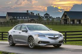 Will The All New 2015 Tlx Solve Acuras Sedan Woes