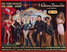 Las Vegas Legends In Concert