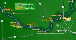 Maps Santa Fe Conoe Outpost