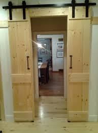 Barn Door Bedroom Closet • Barn Door Ideas