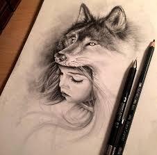 тату для девушек волк тату рукава фото и варианты основные стили