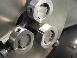 mini metal lathe projects. lathe chuck jaw inserts for machining small parts. will make this the unimat and mini metal projects