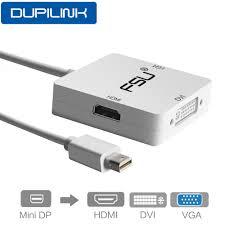 Mini DP Sang HDMI VGA Cáp Mini Displayport VGA HDMI Dành Cho MacBook Pro  Air Apple iMac Cổng Hiển Thị Mini sét Bộ Chuyển Đổi|to hdmi|hdmi dvidisplay  port - AliExpress