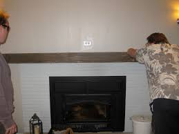 Diy Fireplace Mantel Easy Diy Fireplace Mantel Shelf All Home Decorations