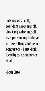 Beth Ditto Quotes & Sayings (Page 9)