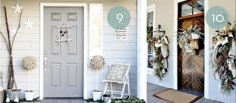 front porch furniture ideas. Eye Candy: 10 Front Porch Decorating Ideas For Winter Furniture