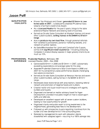 Property Agent Resume Real Estate Agent Resume 8 Real Estate Agent Resume Bill Pay