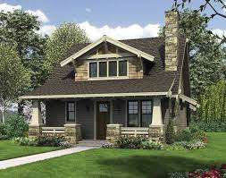 House Plan of the Week |The Morris: A Gorgeous Craftsman Bungalow Home Plan  with