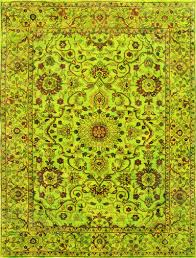 rugsville overdyed lime green wool rug 9 x 12 rugsville ping great deals on hand knotted rug rugsville in