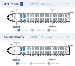 Crj 200 Seating Chart Delta 77 Credible Crj900 Seating Chart