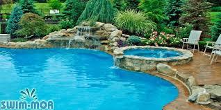 pool rocks waterfall harmonyradioco