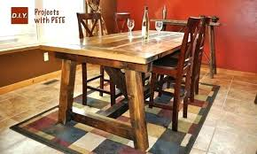 farmhouse table with leaves. Farmhouse Table Diy Farm With Leaves
