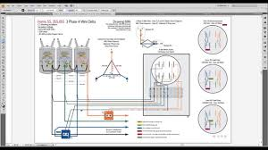 3 phase house wiring video the wiring diagram metergod monday 5s 35s 45s on 3 phase 3 wire delta and 3