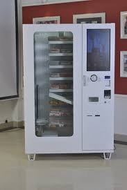 Vending Machine Sandwiches Suppliers Adorable China Sandwich And Fresh Salad Vending Machine From China Best