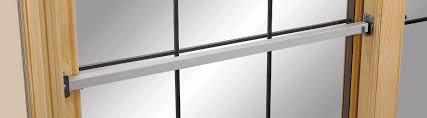 goldenwood sliding patio doors pertaining to door security bar decor 11