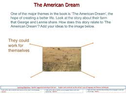 Quotes From Of Mice And Men About Dreams Best of Hopes And Dreams In Of Mice And Men Essay College Paper Academic