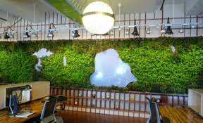 office greenery. Some Figures On How Plants Can Influence Productivity Office Greenery