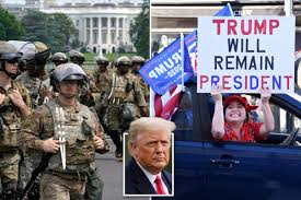 National Guard deployed in DC as fears ...