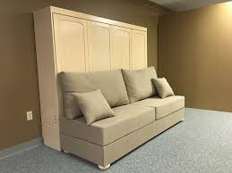 horizontal murphy bed sofa. Brilliant Horizontal Horizontal Murphy Bed WSofa Custom For Sofa