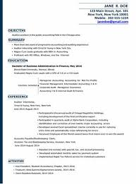 Ms Office Resume Templates Custom Accounting Resume Template Download CV For Word Gem Resume
