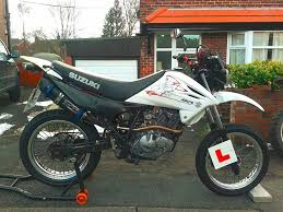 2010 suzuki dr 125 sm supermoto spare parts for sale in romiley