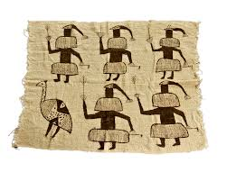 on mud cloth wall art with african mud cloth wall hanging chairish
