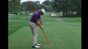 You may notice something a little different about bryson dechambeau's short game. Learn An Easier Golf Swing Bryson Dechambeau Setup On Your Impact Plane Youtube