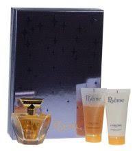 poeme perfume by lane gift set for women 50ml eau de parfum spray 50ml body