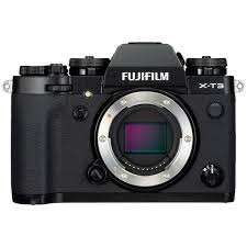 Купить <b>Фотоаппарат</b> системный <b>Fujifilm X</b>-<b>T3</b> Body Black в ...
